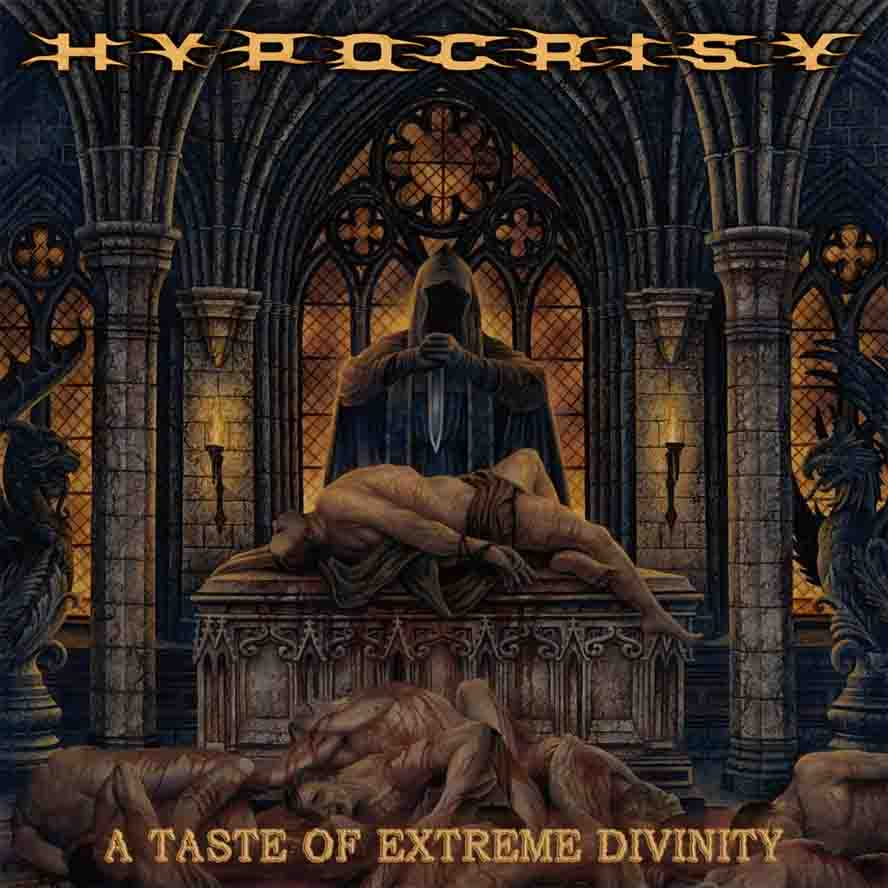 A Taste Of Extreme Divinity: Hypocrisy  (CD Cover) FULL
