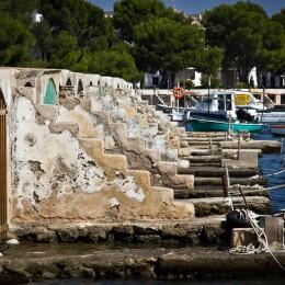 Der Hafen von Porto Colom