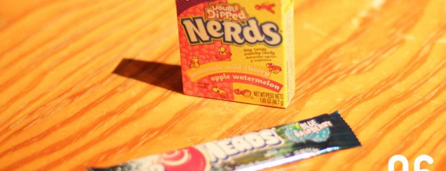 Air Heads &amp; Double Dipped Nerds